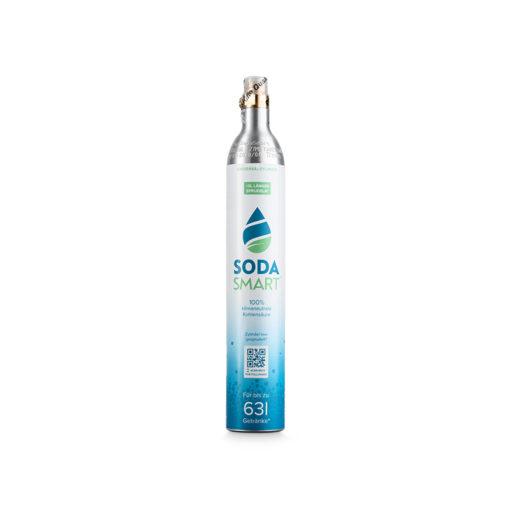 CO2 Zylinder für SodaStream mit Universalventil
