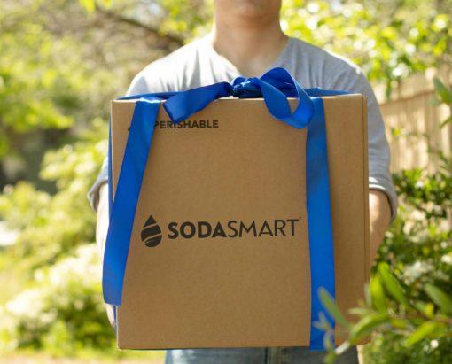 SodaSmart Karton angeliefert bis zur Haustür